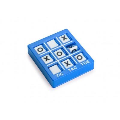Tic-Tac-Toe Blue