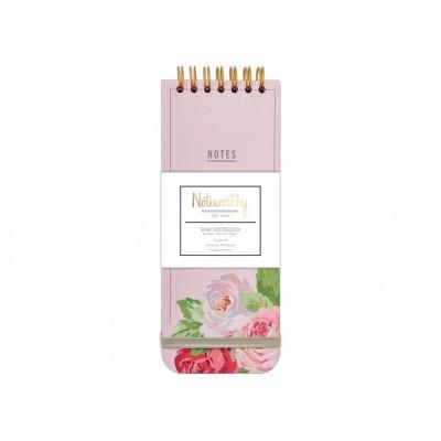 Notebook Delgado Floral