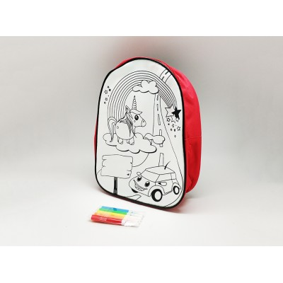 Unicorn Backpack f/...